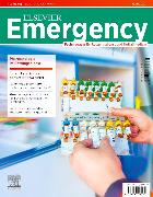 Cover-Bild zu Flake, Frank (Hrsg.): Elsevier Emergency Pharmakologie im Rettungsdienst 6/2020