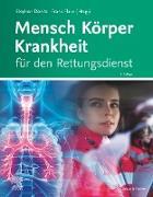 Cover-Bild zu Flake, Frank (Hrsg.): Mensch Körper Krankheit für den Rettungsdienst eBook (eBook)