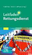 Cover-Bild zu Flake, Frank (Hrsg.): Leitfaden Rettungsdienst