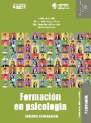 Cover-Bild zu Varón, César Augusto Sierra: Formación en Psicología (eBook)