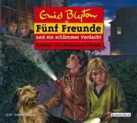 Cover-Bild zu Blyton, Enid: Fünf Freunde und ein schlimmer Verdacht