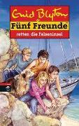 Cover-Bild zu Blyton, Enid: Bd. 45: Fünf Freunde retten die Felseninsel - Fünf Freunde