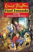 Cover-Bild zu Blyton, Enid: Bd. 44: Fünf Freunde und die geheimnisvolle Ruine - Fünf Freunde