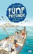 Cover-Bild zu Blyton, Enid: Fünf Freunde erforschen die Schatzinsel (eBook)