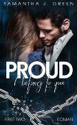 Cover-Bild zu Green, Samantha J.: Proud