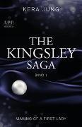 Cover-Bild zu Jung, Kera: The Kingsley- Saga