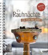 Cover-Bild zu Hering, Annett: Die Rauhnächte - Im Fluss der Zeiten: Ein Workbook für die 12 heiligen Nächte mit viel Raum für eigene Notizen