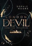 Cover-Bild zu Moore, Sophie: London Devil