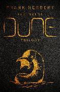 Cover-Bild zu Herbert, Frank: The Great Dune Trilogy