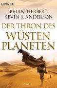 Cover-Bild zu Herbert, Brian: Der Thron des Wüstenplaneten