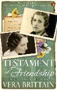 Cover-Bild zu Brittain, Vera: Testament of Friendship