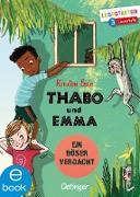 Cover-Bild zu Thabo und Emma 2 (eBook) von Boie, Kirsten