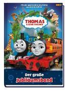 Cover-Bild zu Weber, Claudia: Thomas und seine Freunde: Der große Jubiläumsband