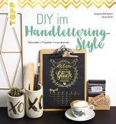 Cover-Bild zu DIY im Handlettering-Style von Weidmann, Susanne