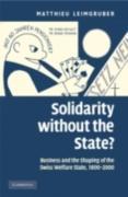 Cover-Bild zu Leimgruber, Matthieu: Solidarity without the State? (eBook)