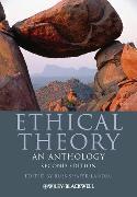 Cover-Bild zu Shafer-Landau, Russ: Ethical Theory