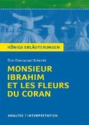 Cover-Bild zu Schmitt, Éric-Emmanuel: Ibrahim et les Fleurs du Coran von Éric-Emmanuel Schmitt Monsieur