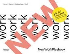 Cover-Bild zu New Work Playbook von Dämon, Kerstin