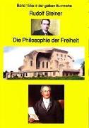 Cover-Bild zu Steiner, Rudolf: Rudolf Steiner: Die Philosophie der Freiheit (eBook)