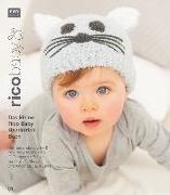 Cover-Bild zu rico baby 010. Das kleine Rico Baby Handstrick Buch