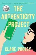 Cover-Bild zu Pooley, Clare: The Authenticity Project