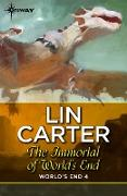Cover-Bild zu Carter, Lin: Immortal of World's End (eBook)