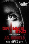 Cover-Bild zu Daniels, J. C.: Grimm's End (eBook)
