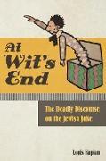 Cover-Bild zu Kaplan: At Wit's End (eBook)