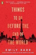 Cover-Bild zu Barr, Emily: Things to do Before the End of the World (eBook)
