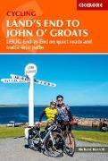Cover-Bild zu Barrett, Richard: Cycling Land's End to John o' Groats (eBook)