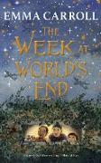 Cover-Bild zu Carroll, Emma: The Week at World's End (eBook)