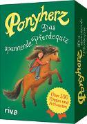 Cover-Bild zu Ponyherz - Das spannende Pferdequiz