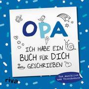 Cover-Bild zu Opa, ich habe ein Buch für dich geschrieben - Version für Kinder von Emma Sonnefeldt