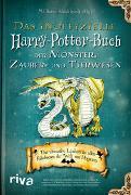 Cover-Bild zu Das inoffizielle Harry-Potter-Buch der Monster, Zauber- und Tierwesen von Shacklebolt, Millicent (Hrsg.)