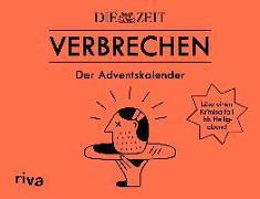 Cover-Bild zu ZEIT Verbrechen - Der Adventskalender