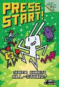 Cover-Bild zu Super Rabbit All-Stars!: A Branches Book (Press Start! #8), Volume 8 von Flintham, Thomas