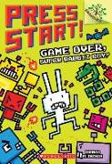 Cover-Bild zu Game Over, Super Rabbit Boy! a Branches Book (Press Start! #1), Volume 1 von Flintham, Thomas