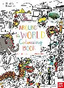 Cover-Bild zu British Museum: Around the World Colouring Book von Flintham, Thomas (Illustr.)