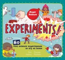 Cover-Bild zu Super Science: Experiments von Adams, Tom
