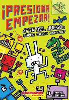 Cover-Bild zu ¡presiona Empezar! #1: ¡fin del Juego, Súper Chico Conejo! (Game Over, Super Rabbit Boy!), Volume 1: Un Libro de la Serie Branches von Flintham, Thomas