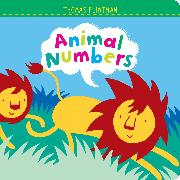 Cover-Bild zu Animal Numbers von Flintham, Thomas