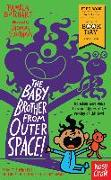 Cover-Bild zu The Baby Brother From Outer Space! (eBook) von Butchart, Pamela