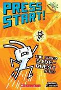 Cover-Bild zu The Super Side-Quest Test!: A Branches Book (Press Start! #6) von Flintham, Thomas