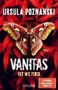 Cover-Bild zu Poznanski, Ursula: VANITAS - Rot wie Feuer