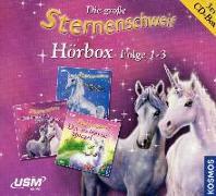 Cover-Bild zu Sternenschweif Hörbox Folgen 1-3 (3 Audio CDs) von Chapman, Linda