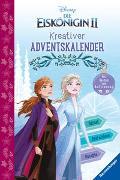 Cover-Bild zu Kreativer Adventskalender zur Eiskönigin 2 von The Walt Disney Company (Illustr.)