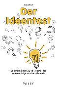 Cover-Bild zu Der Ideentest von Shalet, Julia