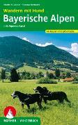 Cover-Bild zu Locher, Martin R.: Wandern mit Hund Bayerische Alpen