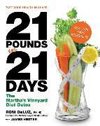 Cover-Bild zu DeLuz, Roni: 21 Pounds in 21 Days