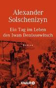 Cover-Bild zu Solschenizyn, Alexander: Ein Tag im Leben des Iwan Denissowitsch